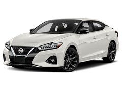 New 2020 Nissan Maxima SR Sedan Winston Salem, North Carolina