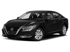 New 2020 Nissan Sentra S Sedan in South Burlington