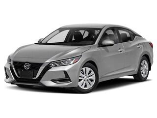 New 2020 Nissan Sentra SV Sedan For Sale Meridian MS