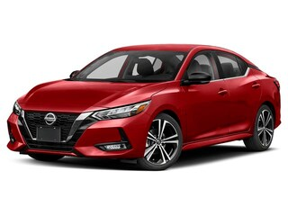 New 2020 Nissan Sentra SR SR CVT for sale in Wilson, NC