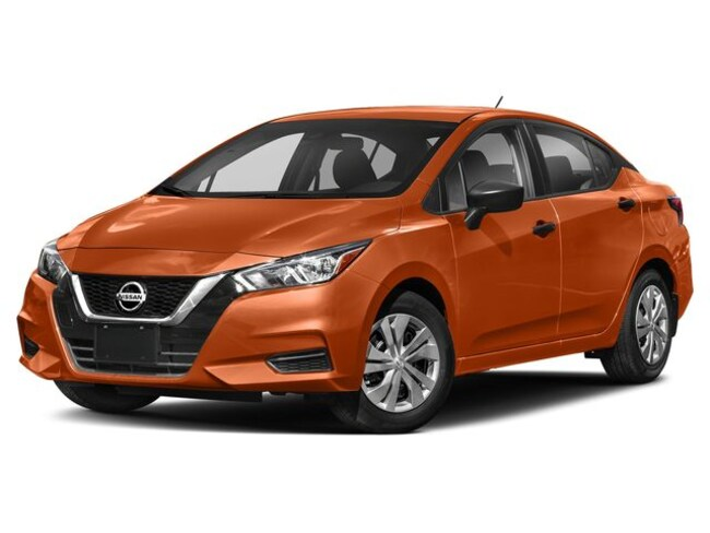 New 2020 Nissan Versa 1.6 SV Sedan Bronx