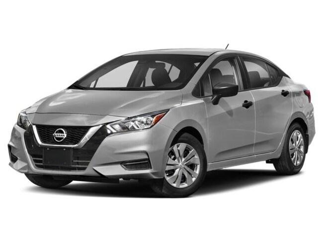 2020 Nissan Versa 1.6 SV Sedan For Sale in Hadley, MA