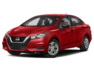 New 2020 Nissan Versa 1.6 SV Sedan For Sale In Hadley, MA