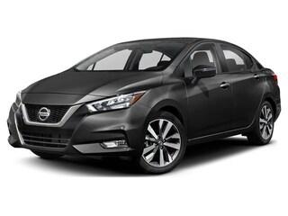New 2020 Nissan Versa 1.6 SR Sedan Ames, IA