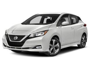 New 2020 Nissan LEAF SV PLUS Hatchback for sale near you in Corona, CA
