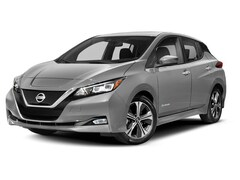 New 2020 Nissan LEAF SL PLUS Hatchback Lake Norman, North Carolina