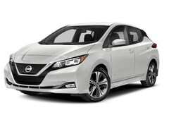 2020 Nissan LEAF SL PLUS Hatchback