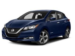 New 2020 Nissan LEAF SL PLUS Hatchback for sale in Fort Collins, CO