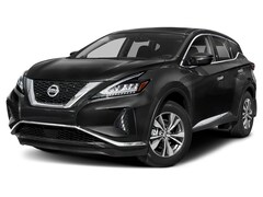 New 2020 Nissan Murano SV SUV for sale near you in Lufkin, TX