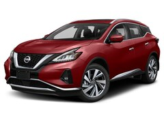 New Nissan 2020 Nissan Murano SL SUV for sale in Savannah, GA