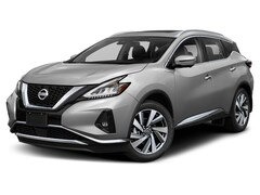 New 2020 Nissan Murano Platinum SUV for sale near you in Lufkin TX