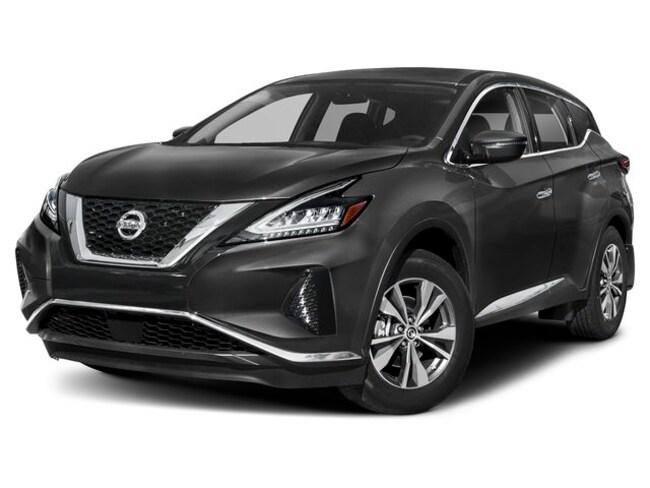 New 2020 Nissan Murano SV SUV Bronx