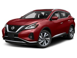 New 2020 Nissan Murano SL SUV in North Smithfield near Providence