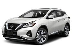 New 2020 Nissan Murano SL SUV Hickory, North Carolina