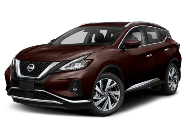 New 2020 Nissan Murano Platinum AWD Platinum for sale near you in Centennial, CO