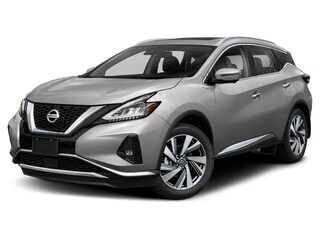 New 2020 Nissan Murano Platinum SUV in Grand Rapids, MI