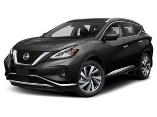 New 2020 Nissan Murano Platinum SUV Westborough