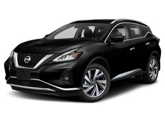 New 2020 Nissan Murano Platinum SUV for Sale in Long Island at Nissan of Bay Shore