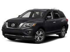 2020 Nissan Pathfinder FWD SV suv