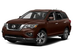 New 2020 Nissan Pathfinder SL SUV for sale near you in Lufkin, TX