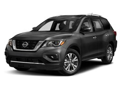New 2020 Nissan Pathfinder S SUV in South Burlington