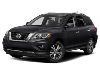 New 2020 Nissan Pathfinder SL SUV in North Smithfield near Providence