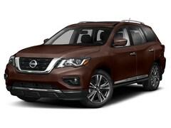 New 2020 Nissan Pathfinder Platinum SUV For Sale in College Park, MD