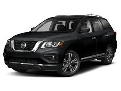 New 2020 Nissan Pathfinder Platinum SUV 5N1DR2DMXLC580744 in Totowa