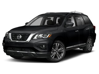 New 2020 Nissan Pathfinder Platinum SUV in Springfield NJ