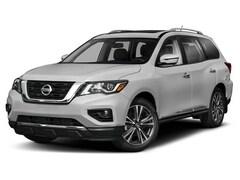 2020 Nissan Pathfinder Platinum 4WD SUV