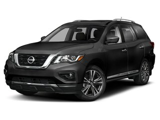 2020 Nissan Pathfinder Platinum SUV For Sale In Hadley, MA