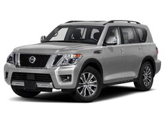 New 2020 Nissan Armada SL SUV Concord, North Carolina