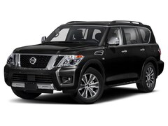 New 2020 Nissan Armada SL SUV for sale in Tyler, TX