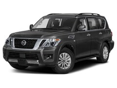 New 2020 Nissan Armada SV SUV for sale or lease in Triadelphia, WV near Washington PA