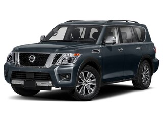 New Nissan for sale 2020 Nissan Armada SL SUV N20162 in Danville, KY