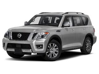 New 2020 Nissan Armada SL 4x4 SL for sale near you in Centennial, CO