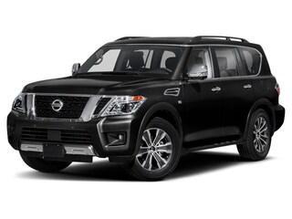 2020 Nissan Armada SL 4x4 SL