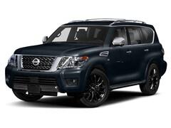 New 2020 Nissan Armada Platinum SUV JN8AY2NC3L9617411 in Totowa