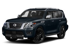 2020 Nissan Armada Platinum SUV Eugene, OR