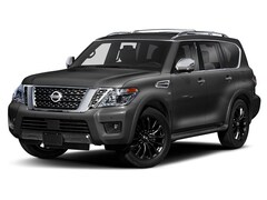 New 2020 Nissan Armada Platinum SUV for sale in Columbus OH