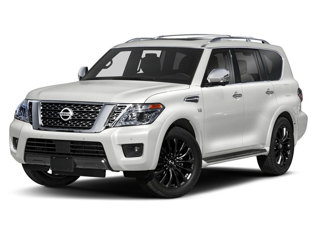 Featured New 2020 Nissan Armada Platinum 4x4 Platinum for sale near you in Highlands Ranch, CO