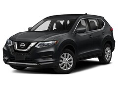New 2020 Nissan Rogue S SUV in South Burlington