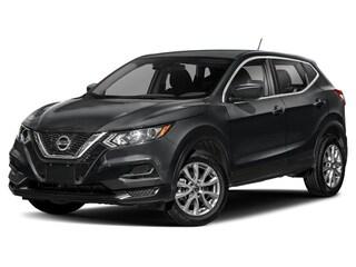 New 2020 Nissan Rogue Sport CVT SUV in North Smithfield near Providence