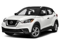New 2020 Nissan Kicks SV SUV in Wallingford CT