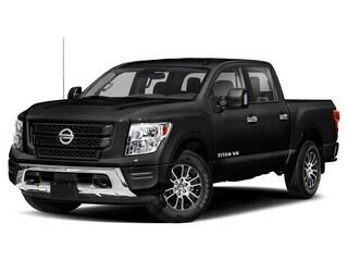 2020 Nissan Titan 4x4 Crew Cab SV Truck Crew Cab