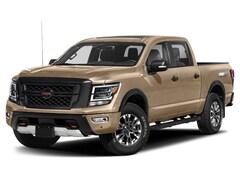 New 2020 Nissan Titan PRO-4X Truck Crew Cab Concord, North Carolina