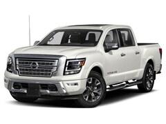 New 2020 Nissan Titan Platinum Reserve Truck Crew Cab for sale near you in Lufkin TX