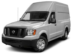 New 2020 Nissan NV Cargo NV2500 HD S V6 Van High Roof Cargo Van in Totowa
