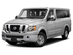 New 2020 Nissan NV Passenger NV3500 HD SV V6 Van Passenger Van in Myrtle Beach, SC