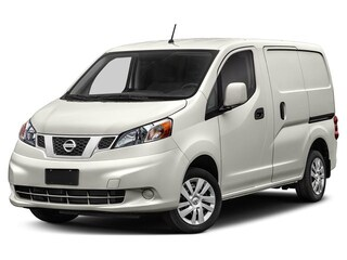 New 2020 Nissan NV200 S VAN in North Smithfield near Providence